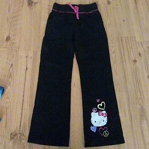 Hello Kitty sweatpants